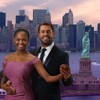 Kelvin and Oti strictly cruise american smooth