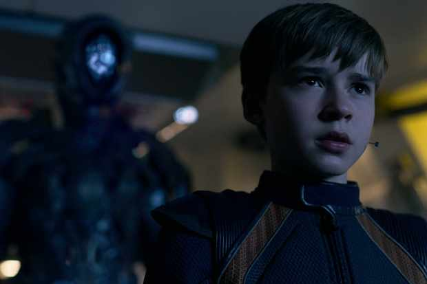 Lost in Space season 2 - Maxwell Jenkins