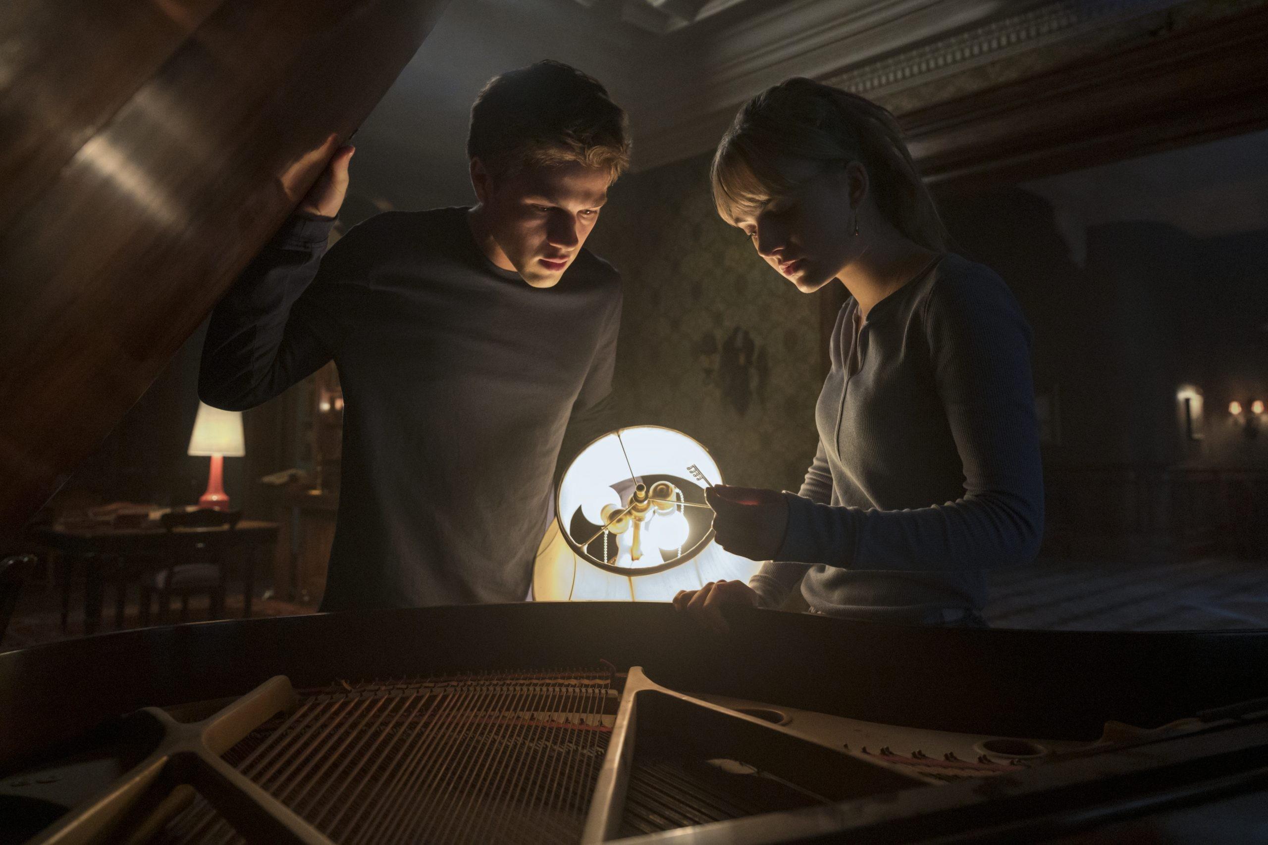 Locke and Key Netflix image