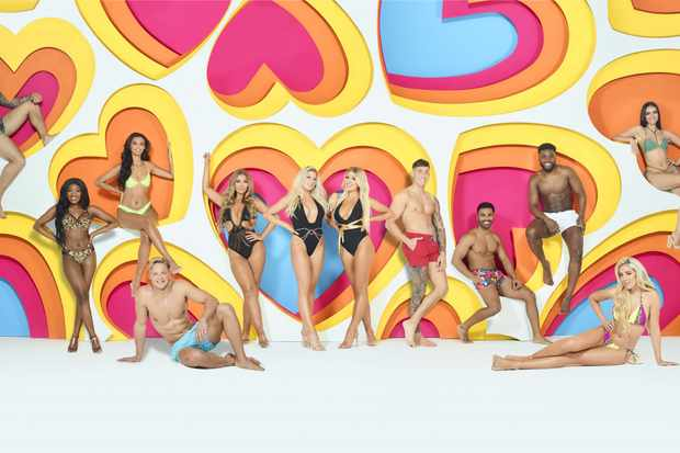 Love Island Winter 2020 line-up (ITV)