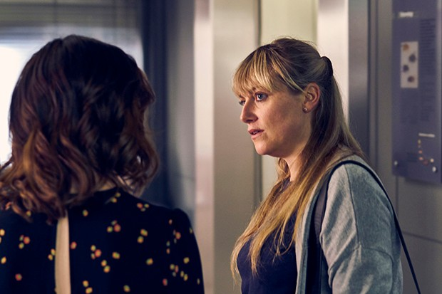 Lily Bevan plays Tina Forbes in Silent Witness