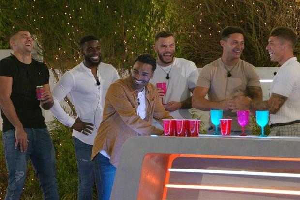 Love Island boys (ITV)