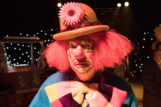 MIDSOMER MURDERS SEND IN THE CLOWNS Pictured: MIKE GRADY as Les Morrison. This image is the copyright of ITV and may only be used in relation to MIDSOMER MURDERS.