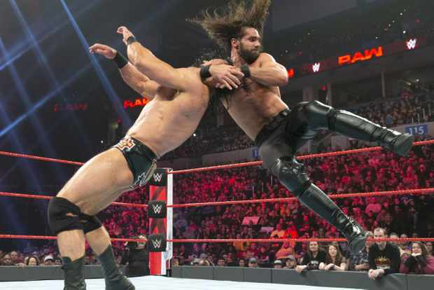 WWE highlights