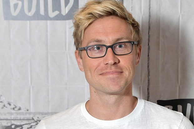 """NEW YORK, NEW YORK - MARCH 28: Russell Howard visits Build to discuss the """"Respite Stand-Up"""" World Tour at Build Studio on March 28, 2019 in New York City. (Photo by Michael Loccisano/Getty Images)"""