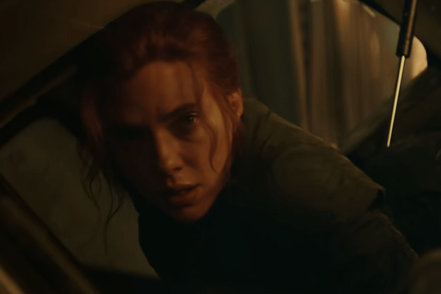 Black Widow second trailer, screengrab https://www.youtube.com/watch?v=_1eykFE1fSA