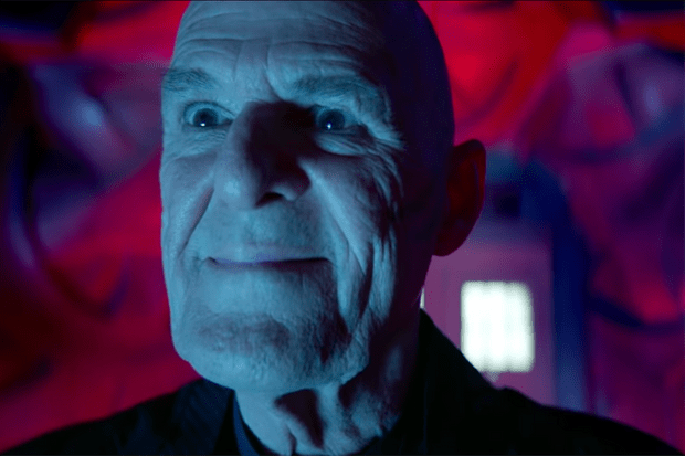 Ian Gelder in Doctor Who series 12 (BBC)