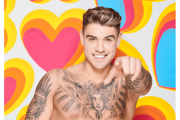 Love Island 2020 cast Luke Mabbott