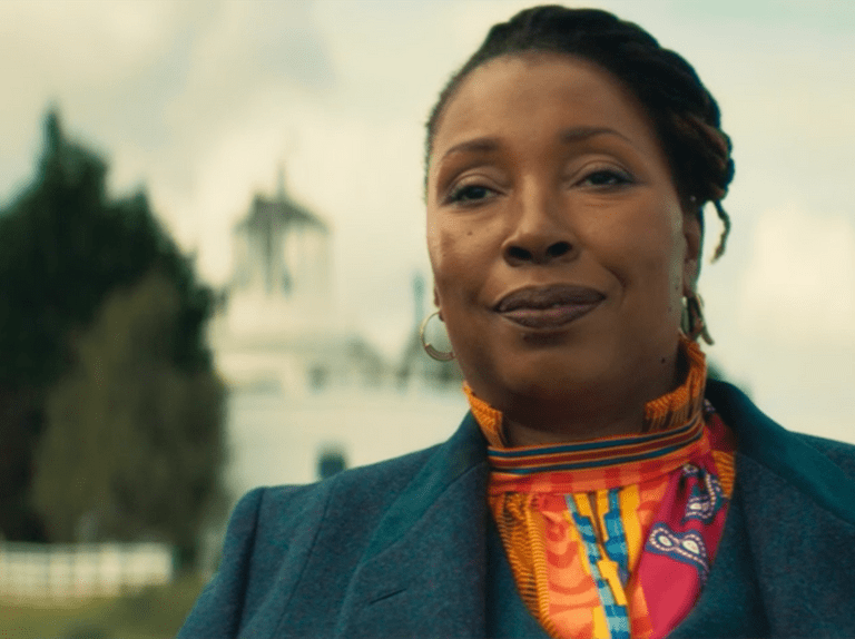 Surprise new Doctor Jo Martin wasn't told she was auditioning to play the Time Lord