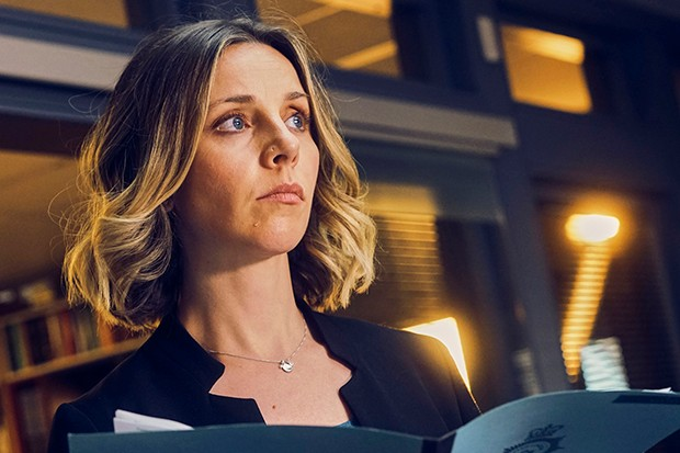 Sophia Di Martino plays DCI Claire Ashby in Silent Witness