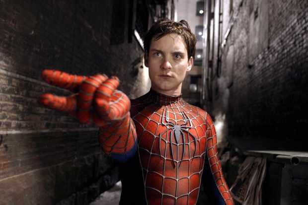 Spiderman 2  Tobey Maguire  © Columbia Tri-Star