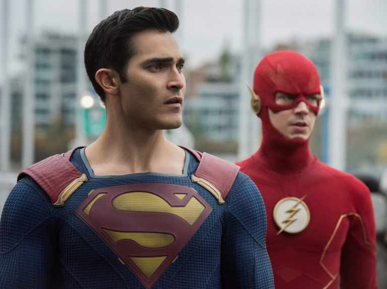 Superman TV series starring Tyler Hoechlin as the Man of Steel is officially greenlit
