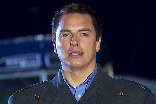 John Barrowman as Captain Jack Harkness in Torchwood: Children of Earth (BBC)