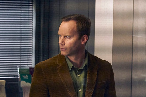 Will Thorp plays Peter Forbes in Silent Witness