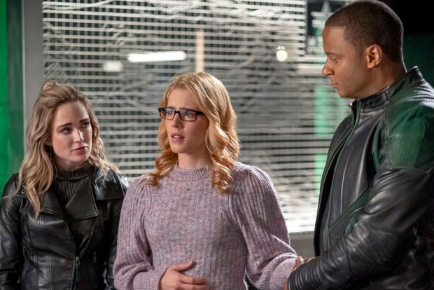 Arrow season 8 finale