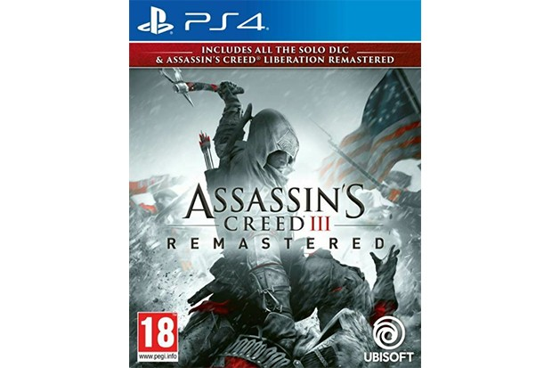 Assassins Creed ps4 game