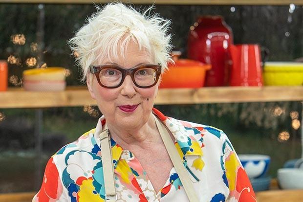 Celebrity Bake Off Jenny Eclair