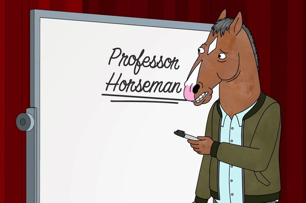 Will Arnett as BoJack Horseman (Netflix)
