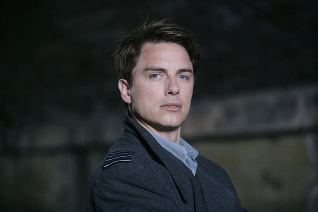 Captain Jack Harkness (John Barrowman) - Doctor Who