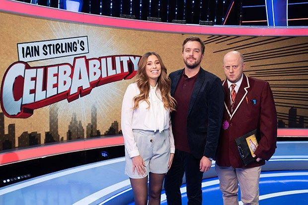 When is Iain Stirling's CelebAbility back on TV?