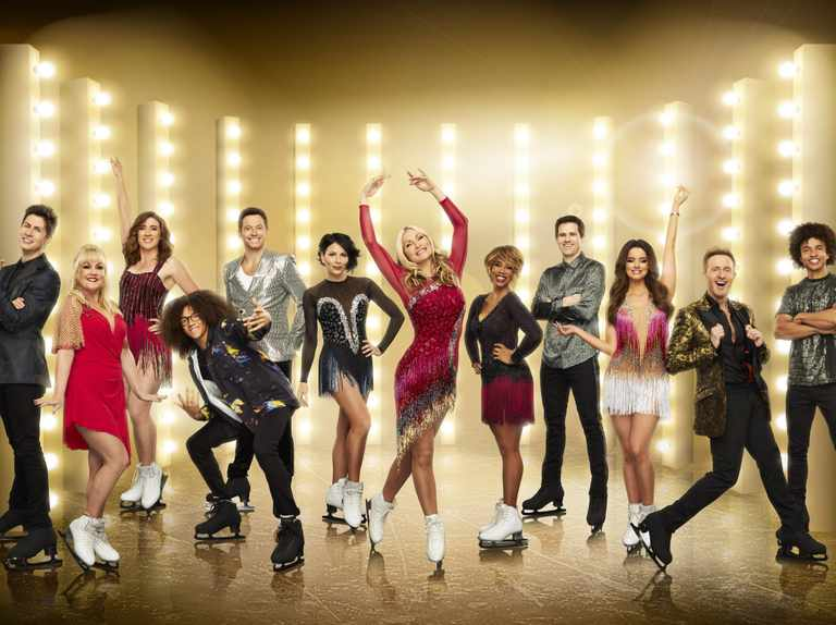 The second contestant to leave Dancing on Ice 2020 has been revealed…
