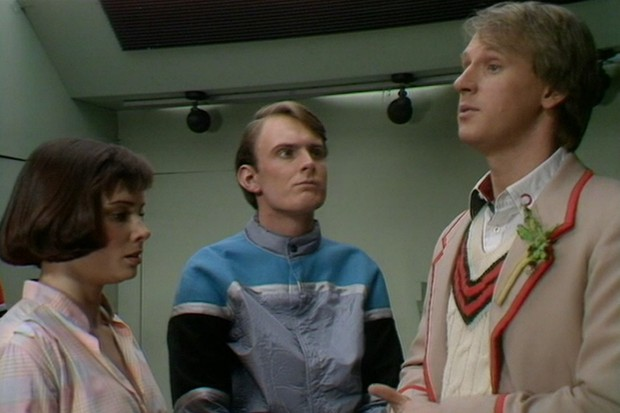 Doctor Who - Robert Glenister in The Caves of Androzani