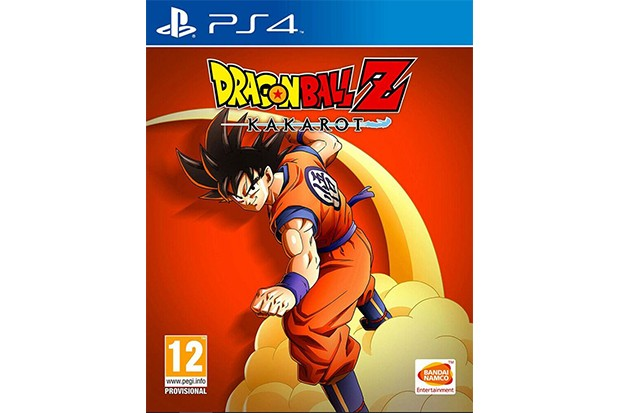 Dragonball z PS4 game