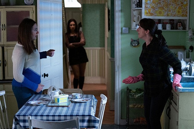 EastEnders' Sonia made a big mistake