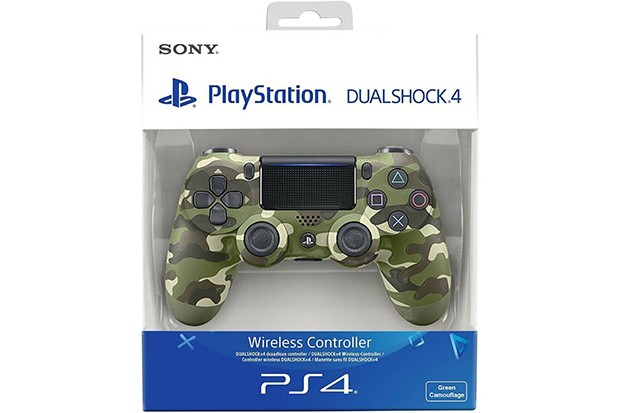 PS4 green console