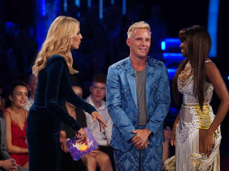 Anton du Beke hopes Jamie Laing returns to Strictly Come Dancing in 2020
