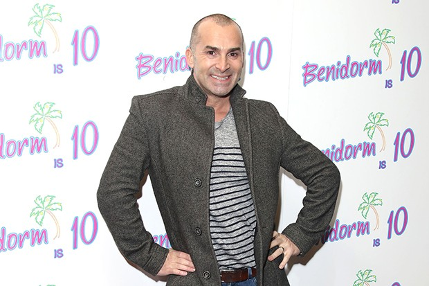 The Masked Singer Louie Spence