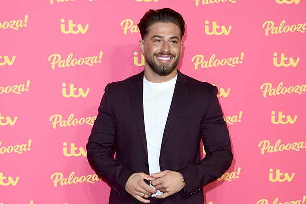 Kem Cetinay is one of the Love Island podcast hosts