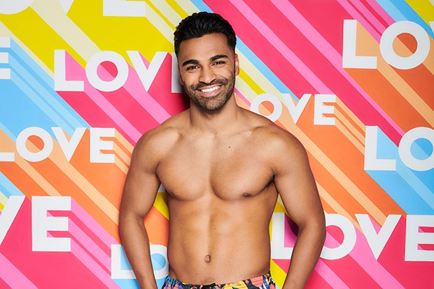 Love Island's Nas is bringing his very own catchphrase to the villa