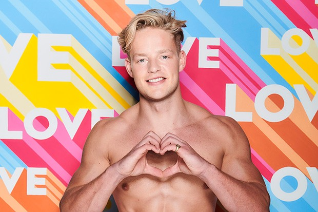 Image result for love island ollie