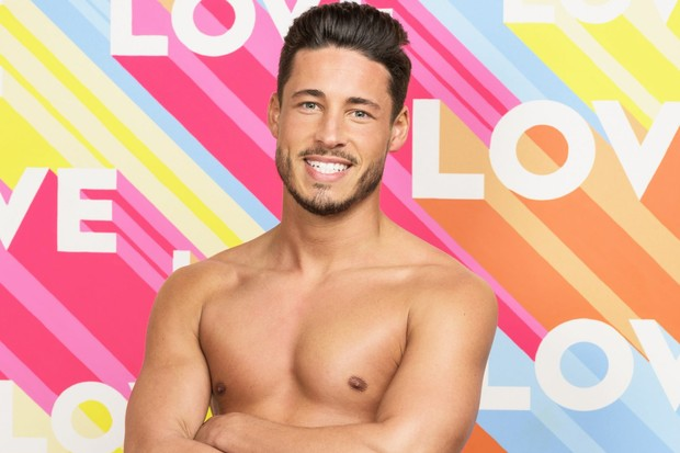 George Day Love Island