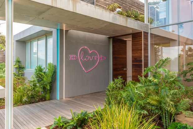 Love Island villa Cape Town ©ITV
