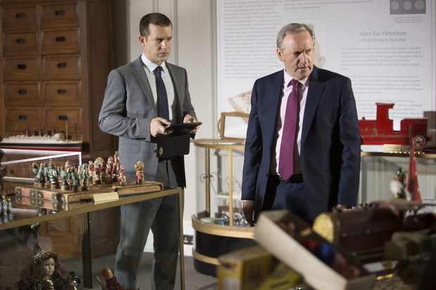 Midsomer Murders XXlThe Miniature MurdersNeil Dudgeon as DCI John Barnaby