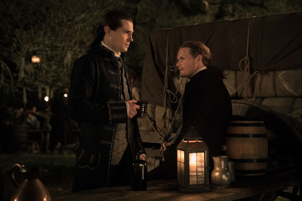 Outlander series five, Lord John Grey