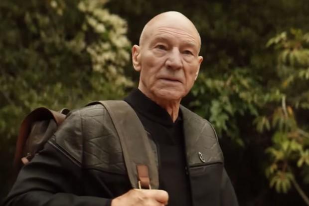 Picard (Patrick Stewart)