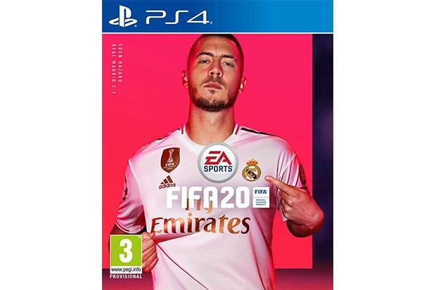 PS4 fifa game