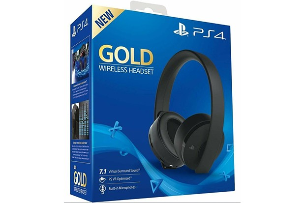 PS4 wireless headphones