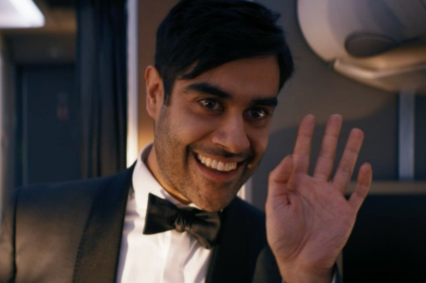 The Master (Sacha Dhawan) in Doctor Who