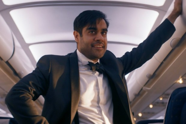 Doctor Who - the Master (Sacha Dhawan)