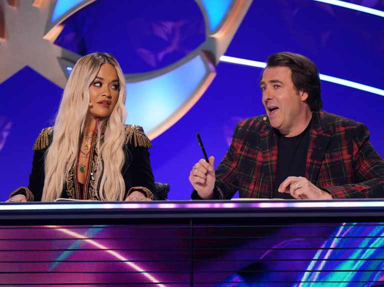 The Masked Singer: ITV apologises for Jonathan Ross' Natalie Cole blunder