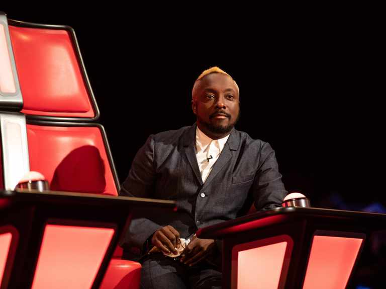 will.i.am breaks The Voice UK rules after contestant forgets lyrics