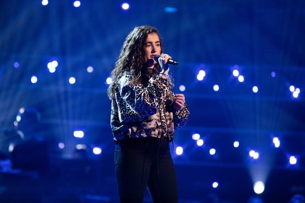 Brooke, The Voice UK ©ITV Plc