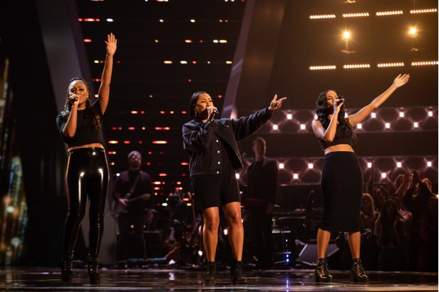 So Diva, The Voice UK (ITV Plc)