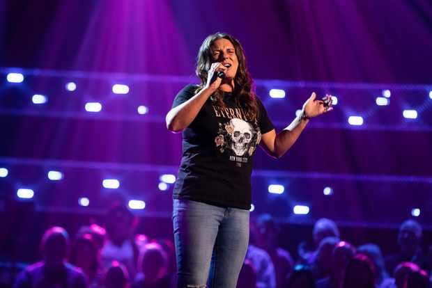 Lara George, The Voice UK (ITV)
