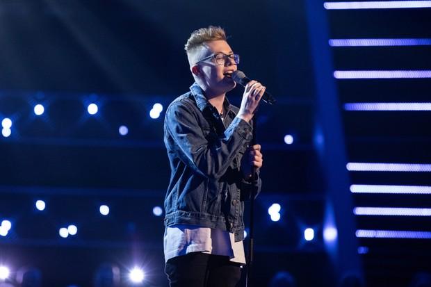 Ty Lewis The Voice UK (ITV)