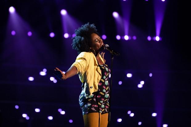 Baby Sol The Voice UK (ITV)
